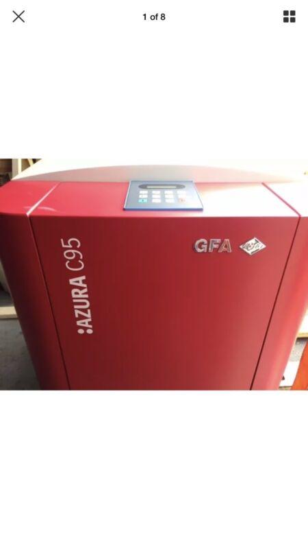 Agfa C95 plate Processor - gumming unit Glunz and Jensen