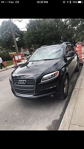 audi q7 2007 3.6l quattro  (read description )