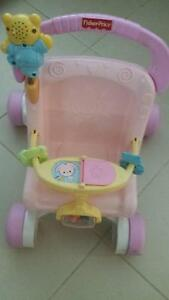 Fisher Price doll stroller, great condition Rutherford Maitland Area Preview