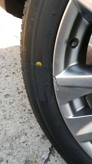 Wanted: Fix cx9 rim scratch