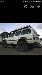 1994 Toyota LandCruiser Wagon Morisset Lake Macquarie Area Preview