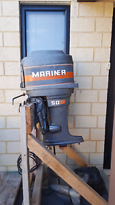 50hp Outboard motor Balga Stirling Area Preview