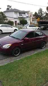 Must sell ! This week Hyundai accent 2007 Automatic Cabramatta West Fairfield Area Preview