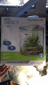 Aquarium 2,6 Galon