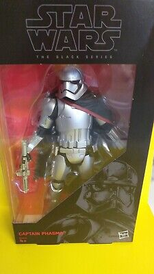 Star wars 6 inch black series Captain Phasma