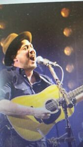 2 billets Mumford and sons 4 mars centre Bell,