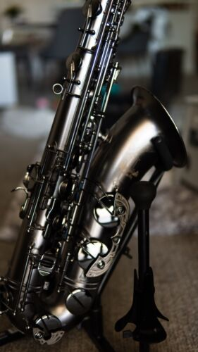 Cannonball T5-BiceB The Raven Tenor Saxophone BIG BELL STONE SERIES