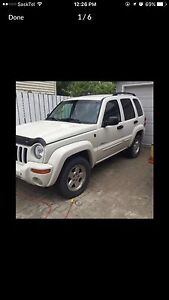 2004 Jeep Liberty - Motivated to sell