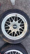 GENUINE BBS RG II Wheels CHEAP! Liverpool Liverpool Area Preview