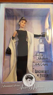Audrey Hepburn Breakfast At Tiffanys Timeless Treasures Barbie Doll NRFB