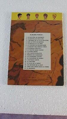 LA PATROUILLE DES CASTORS T19 VINGT MILLIARDS   Réedition brochée 1972 correct J