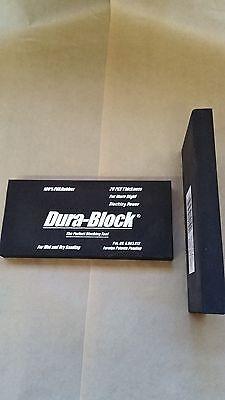 Dura-block Af4405 Scruff Block Sanding And Prep Work