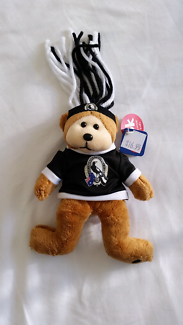 Collingwood Football Club Mascot Teddy New with tags