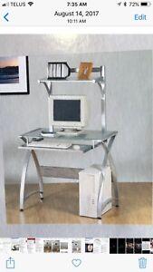 Computer Desk-Metal