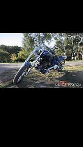 Harley Davidson Rocker C Adelaide CBD Adelaide City Preview