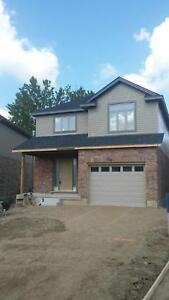 Brand New 2 Storey, 4 bedroom house in Strathroy