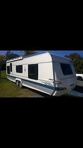 Fendt caravan 25 ft Alice Springs Alice Springs Area Preview