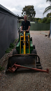 Kanga mini loader with operator. Kelmscott Armadale Area Preview