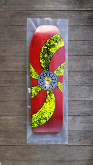 BBC JEFF PHILLIPS Vintage Skateboard n.o.s extremely rare.