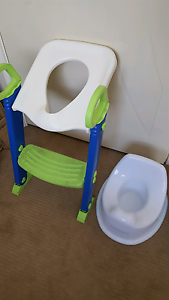 Step ladder and potty Leederville Vincent Area Preview