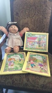 Vintage Cabbage Patch Kid Toys