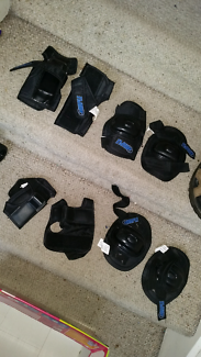 Safety equipment for kids sz S/M