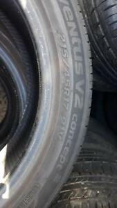 215/45R17 Tyres for sale Coopers Plains Brisbane South West Preview