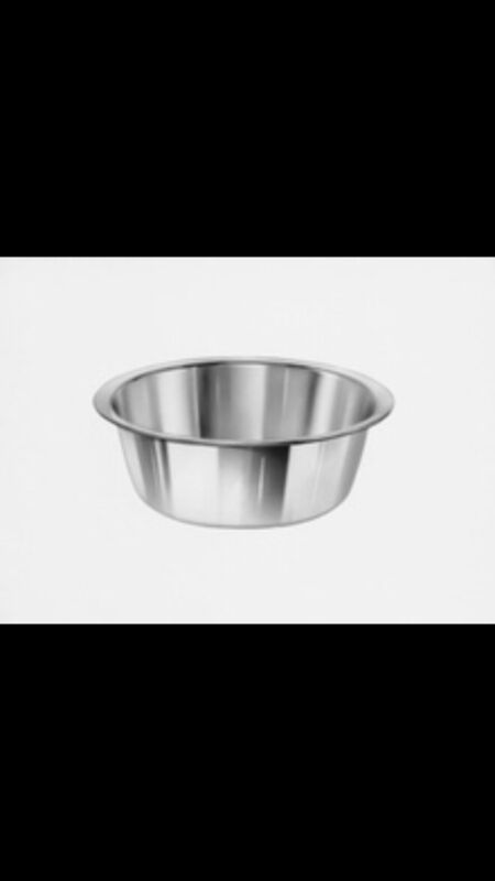 polar ware 136 9.5 qt stainless steel bowl - New - Free Shipping