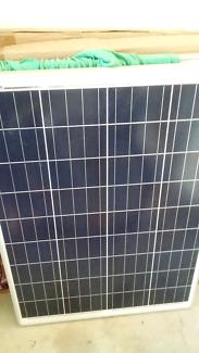 80 watt solar panel. Brand new 12 volt
