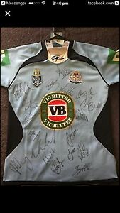 2014 NSW State of Origin Jersey Richmond Hawkesbury Area Preview