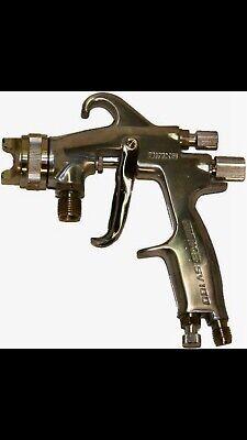 Used Good Binks 7041-6931-1 Hvlp Spray Gun Read 1.4 Conventional Pressure Siphon