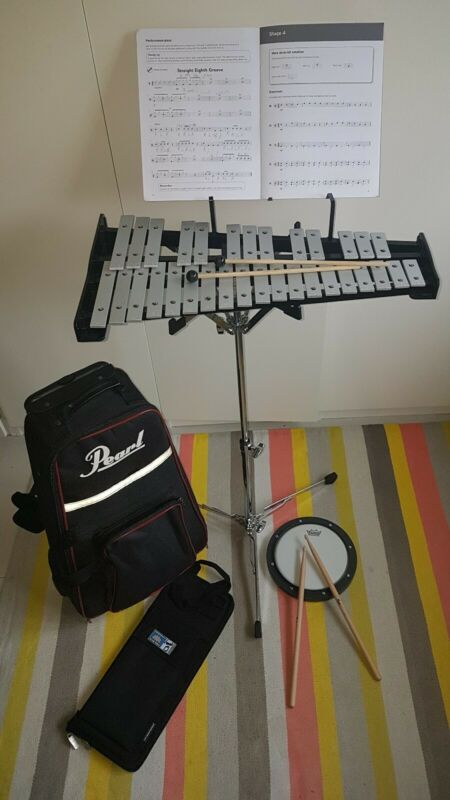 Pearl Student Bell Kit (Percussion) w/Backpack Case - PK910