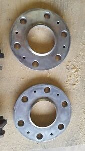 Ready lift hub and wheel centric 1/2 spacers