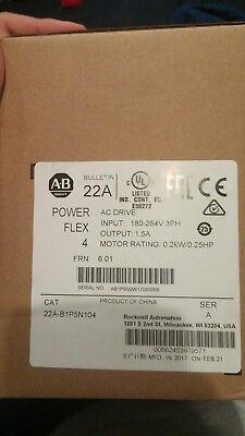 Ac Drive-powerflex 4