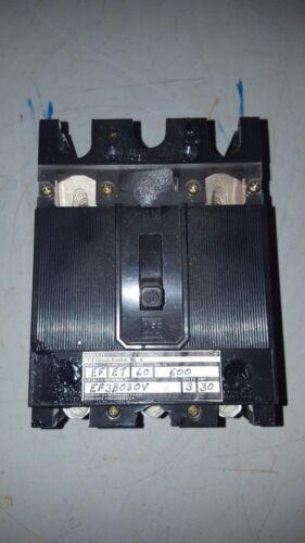 Gould Circuit Breaker, 30A, 600V, 3P, EF3B030V