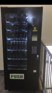 Healthy Max Glass Front Combo Vending Machine