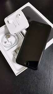 NEW iPhone 7 - 128GB - Matt Black Springvale Greater Dandenong Preview