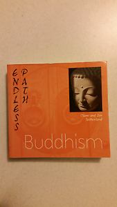 Buddhism Endless Path Book By Diane and Jon Sutherland Yarraville Maribyrnong Area Preview