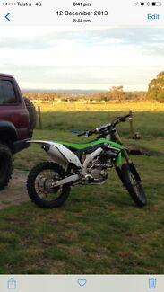 2014 kx450f Moe Latrobe Valley Preview
