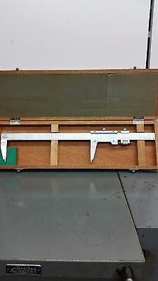 Mitutoyo 12 Odid Vernier Caliper In Excellent Condition