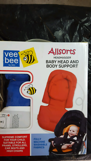 Body head and body support headhugger