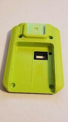 RHN1009B - Motorola MINITOR VI Cover Kit, LIME GREEN BACK Housing - Brand New!