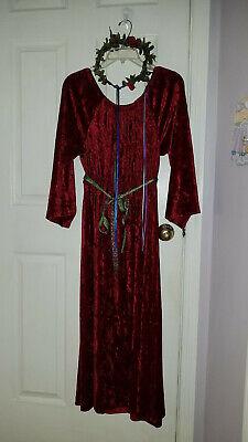Renaissance Dress Girls Size - Renaissance Girl Kostüm