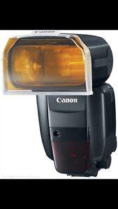 CANON FLASH 600EX-RT