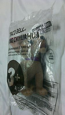 "2000 Taco Bell Talking Chihuahua SAYS ""Happy New Year Amigos"" NIP"