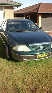 2001 Ford Falcon Sedan Maitland Maitland Area Preview