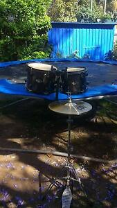 PDP Mainstage Drums - Toms and Hi-hat.  FREE Stanmore Marrickville Area Preview