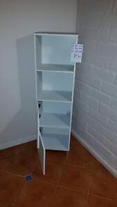 White malomine book shelf Ipswich Ipswich City Preview
