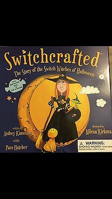Switchcrafted The Story of The Switch Witches of Halloween Book](The Halloween Switch Witch)