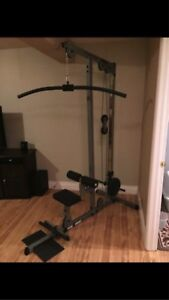 Solid body weight machine 350$ MUST GO ASAP